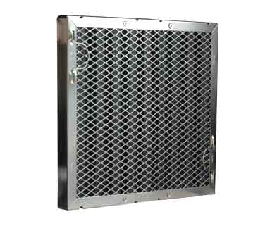 "Component Hardware- Flame Gard® Baffle Filter, 16""H x 16""W nominal size, 1-3/4"" thickness, (151616)"