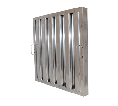 "Component Hardware- Flame Gard® Baffle Filter, 16""H x 20""W nominal size, 1-3/4"" thickness, (FA51-1620)"