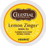 Celestial Seasonings - Lemon Zinger Tea Retail K-Cups (96 ct) | Public Kitchen Supply