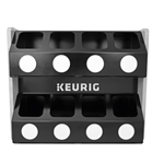 Keurig -K-Cup Mesh Display Rack 8 Sleeve  (611277376628) | Public Kitchen Supply