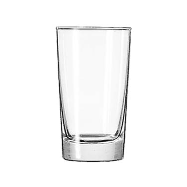Libbey- Hi-Ball Glass, 8 oz., heavy base 48/Case (132)