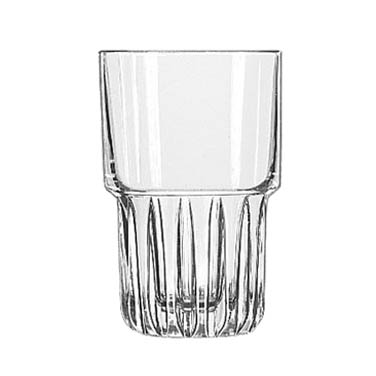 Libbey- Hi-Ball Glass, 9 oz., stackable, DuraTuff®, Everest 36/Case (15430)