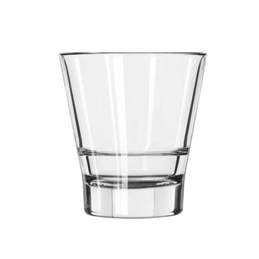 Libbey- Double Old Fashioned Glass, 12 oz., DuraTuff®, Endeavor™ 12/Case (15712)