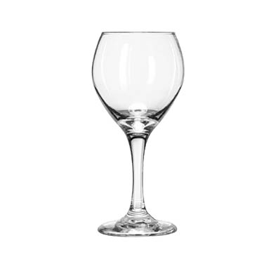 Libbey- Red Wine Glass, 10 oz., one-piece, Perception® 24/Case (3056)