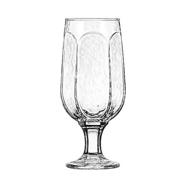 Libbey- Beer Glass, 12 oz., Chivalry®, glass, clear 36/Case (3228)