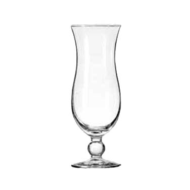 Libbey- Hurricane/Squall Glass, 15 oz., 12/Case (3616)