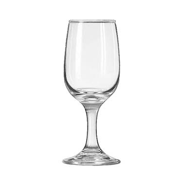 Libbey- Wine Glass, 6-1/2 oz., Embassy® 36/Case (3766)