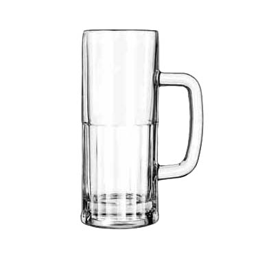Libbey- Beer Mug, 22 oz., glass, clear 12/Case (5360)