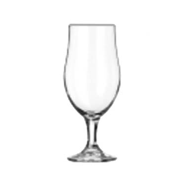 Libbey- Beer Glass, 16-1/2 oz., Munique™, glass, clear 12/Case (920284)