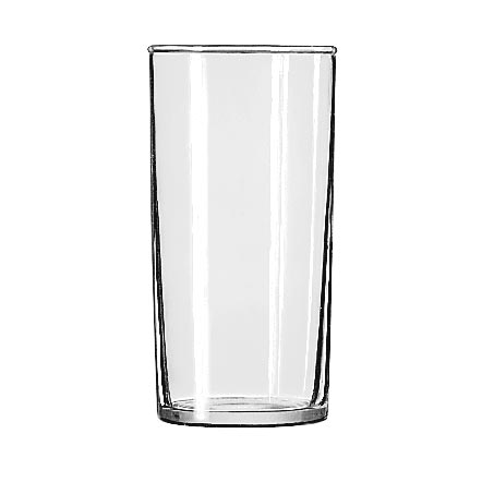 Libbey- Hi-Ball Glass, 8 oz., straight sided 72/Case (44)