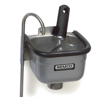 "Nemco - 7"""" Ice Cream Spade Well 