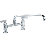 "Krowne Metal - 12"" Deck Mount Faucet 