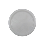Cambro - 12, 18 & 22 Qt Round Container Cover (WHT) | Public Kitchen Supply