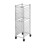 "Channel Mfg - Bun Pan Rack, heavy duty, 70-1/4""H, 3"" spacing, capacity (20) bun pans