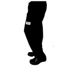 Chef Revival– Black E-Z Fit Pants (M)| Public Kitchen Supply