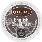 Celestial Seasonings - English Breakfast Tea K-Cups | Public Kitchen Supply