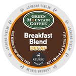 Green Mountain - Breakfast Blend Decaf K-Cups | Public Kitchen Supply