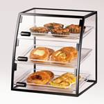 Cal-Mil - Curved Iron Display Case (10 x 14 Trays) | Public Kitchen Supply