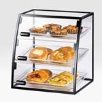Cal-Mil - Curved Iron Display Case (13 x 18 Trays) | Public Kitchen Supply