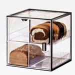 Cal-Mil - 4-Drawer Iron Bread Case | Public Kitchen Supply