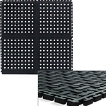 Andersen Mats - Comfort Flow HD Modular Tile Mat (Side) | Public Kitchen Supply
