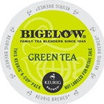 Bigelow - Green Tea Retail K-Cups (72 ct) | Public Kitchen Supply
