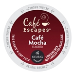 Cafe Escapes - Cafe Mocha Retail K-Cups (72 ct) | Public Kitchen Supply