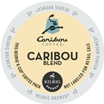 Caribou Coffee - Caribou Blend Retail K-Cups (72 ct) | Public Kitchen Supply