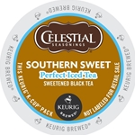 Celestial Seasonings - Southern Sweet Perfect Iced Tea Retail K-Cups (72 ct) | Public Kitchen Supply