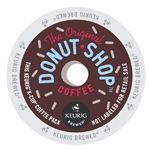 The Original Donut Shop - The Original Donut Shop Regular Retail K-Cups (72 ct) | Public Kitchen Supply