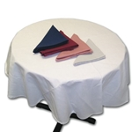 "Iron Guard-Table Cloth 54""x54"" 100% Polyester 