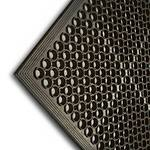 Cactus Mat - 3'x5' Anti-Fatigue Rubber Mat | Public Kitchen Supply