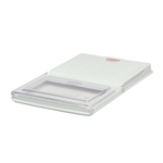 "Rubbermaid - 26"" x 18"" Slide/Flip Food Box Lid 