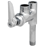 T&S- ADD ON FAUCET, LESS NOZZLE FOR PRERINSE (B-0155-LNM) | Public Kitchen Supply