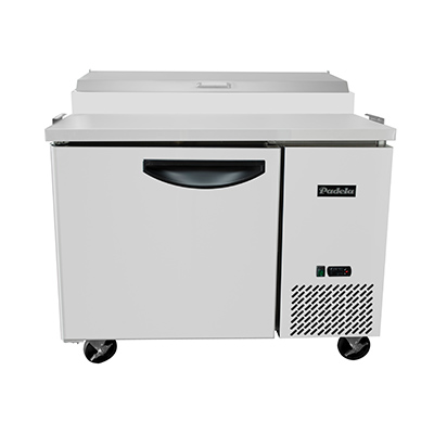 "Padela- Refrigerated Pizza Prep Table, one-section, 44""W x 35-1/4""D x 42-13/16""H, (PDP-44-HC)"
