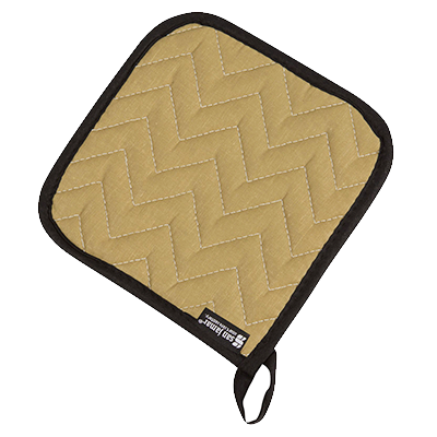"San Jamar - Bestan 7"""" Square Pot Holder 