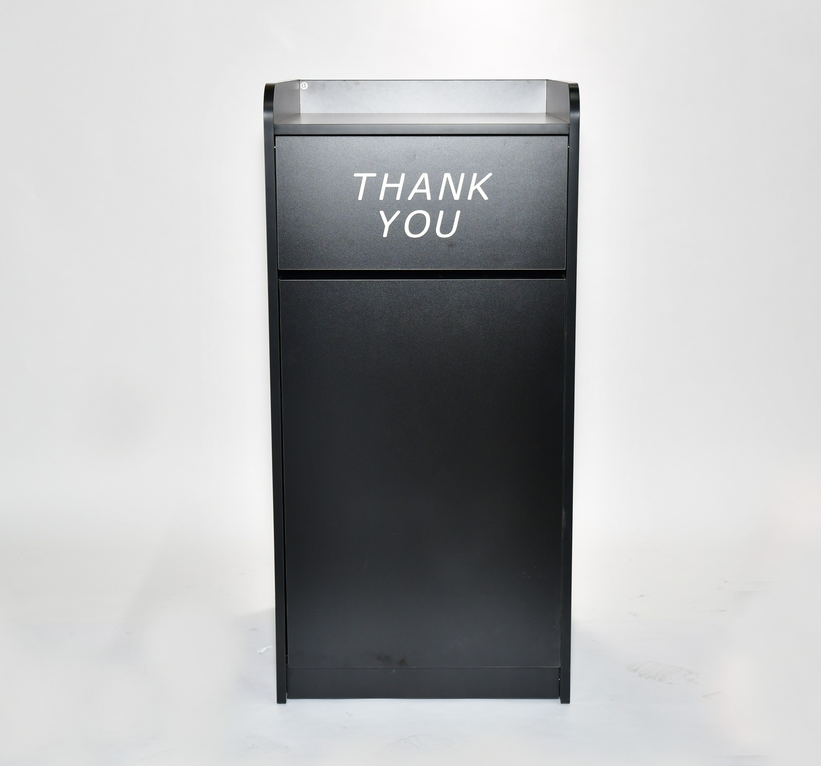 "Iron Guard- Lobby Receptacle, ""Thank You"" SKICCM8520 