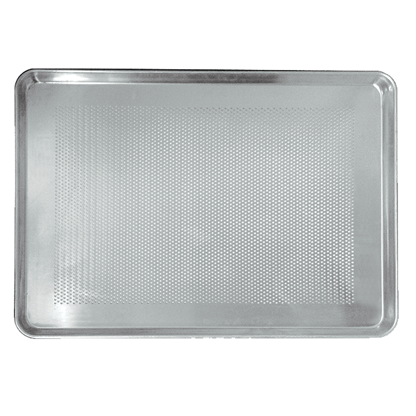 Update International - Full Size Aluminum Perforated Bun Pan | Public Kitchen Supply