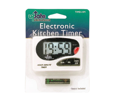 Update International - Digital Timer Hour/Minute | Public Kitchen Supply