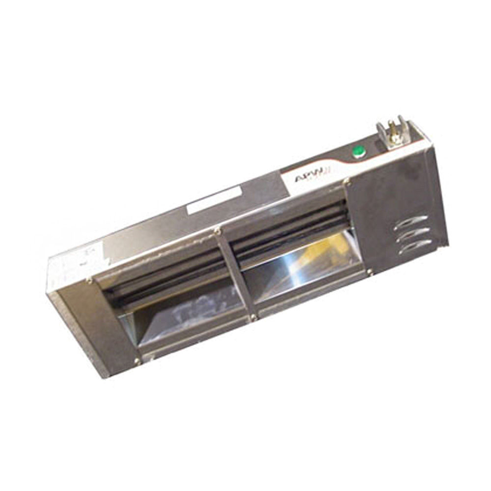 "APW Wyott - 18"""" Single Calrod Overhead Warmer (High Performance) 