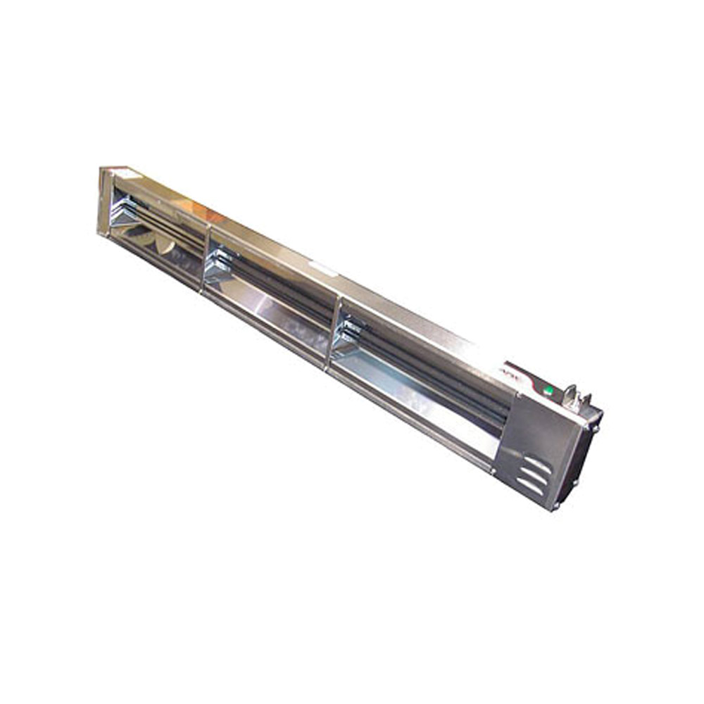 "APW Wyott - 48"""" Single Calrod Overhead Warmer (Energy Efficient) 