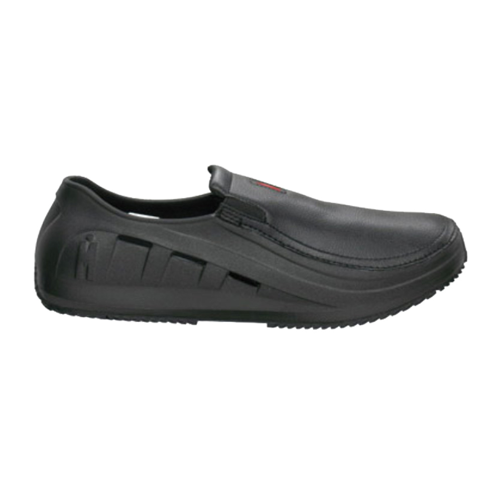 Mozo - Men's Sharkz Black Shoe | Public Kitchen Supply